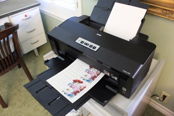 print-template
