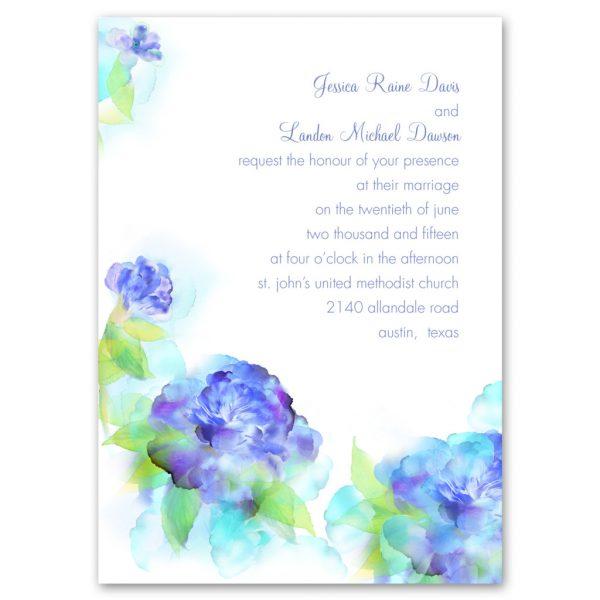 stylish wedding invitations under $1!! | the budget savvy bride,