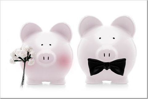 Saving Every Penny Source: http://itsabrideslife.com/tag/wedding-budget-templates/