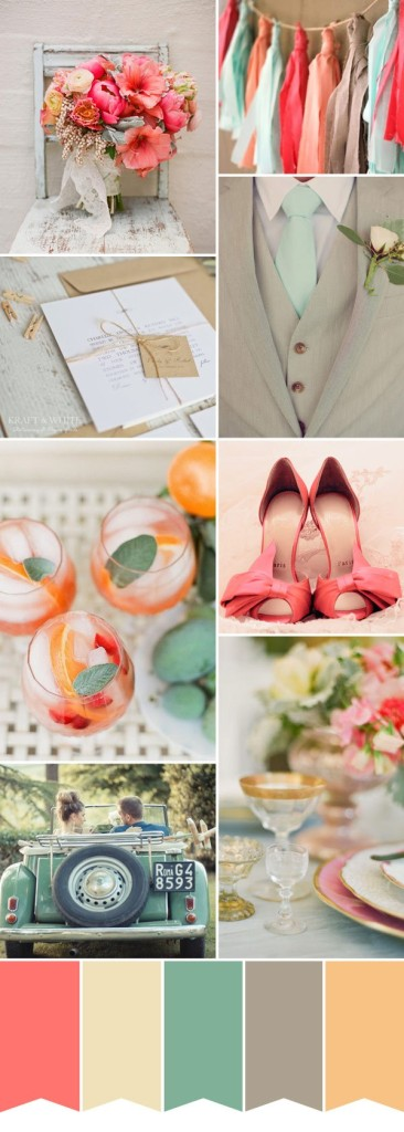 Coral Colour Inspiration