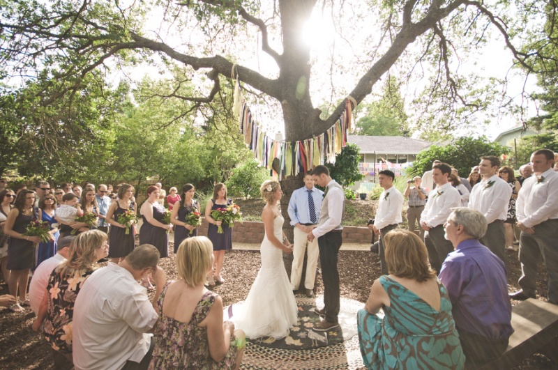 Small Wedding Confession: It Wasn\'t All Because of the Budget ...