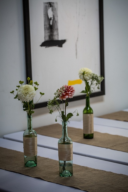 cheap centerpiece project