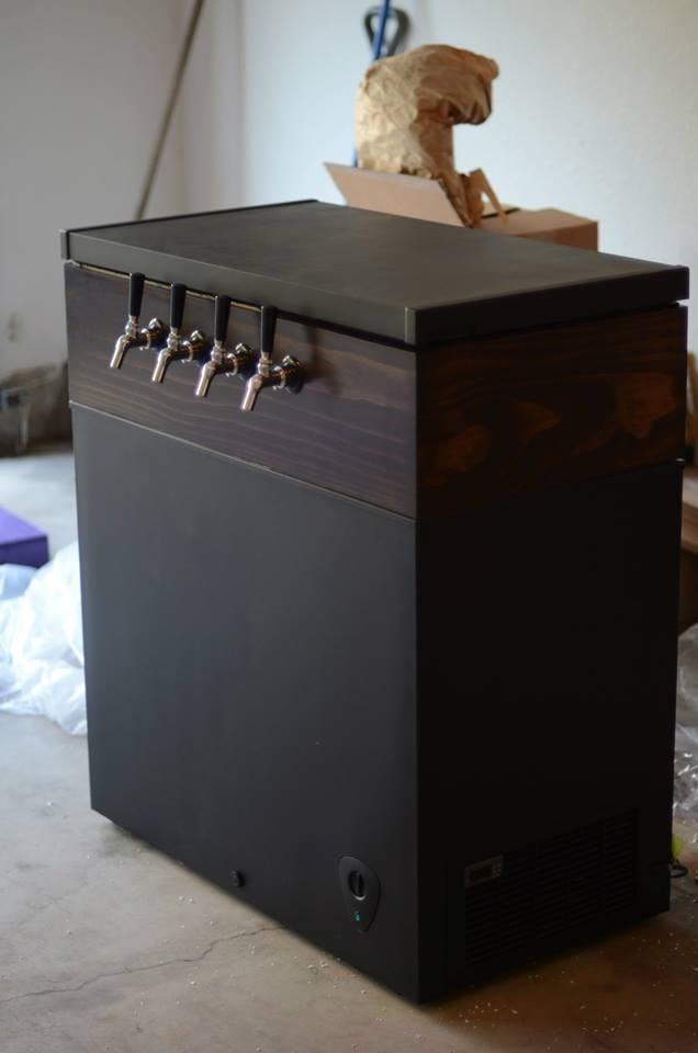 build a keezer