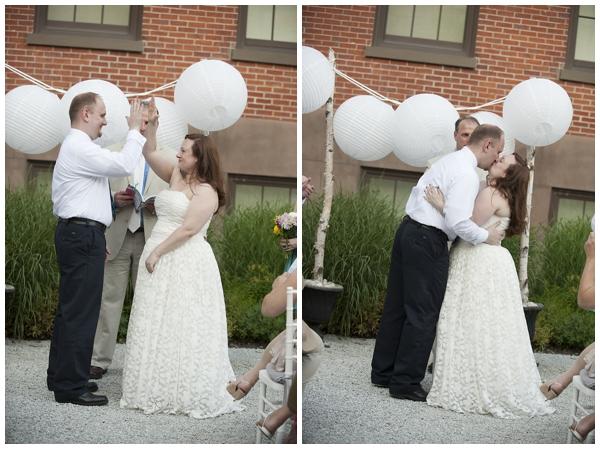 7/5/13 - Ashley + Matt's wedding at BLDG 92 in Brooklyn
