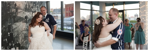 7/5/13 - Ashley + Matt's wedding at BLDG 92 in Brooklyn