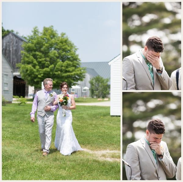 Rustic Barn Wedding On A Budget 0009