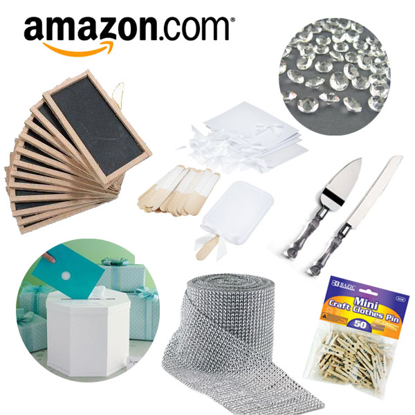 Amazon - Cheap Wedding Decor
