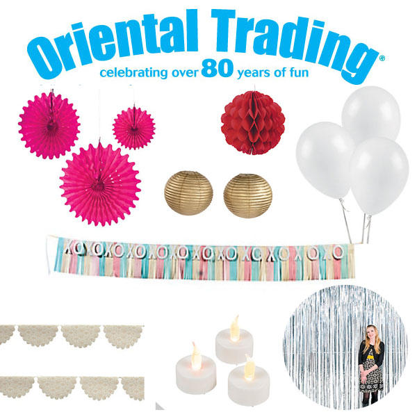 Oriental Trading - Cheap Wedding Decor