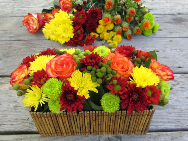 How to Create a Fall Centerpiece
