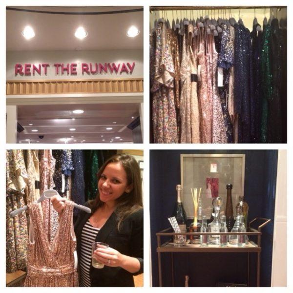 rent the runway showroom at henri bendel