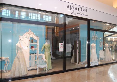 A Bridal Closet