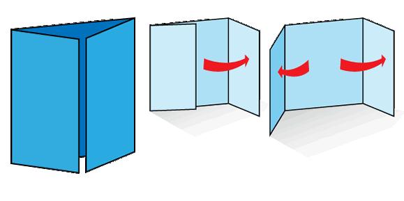 gate fold