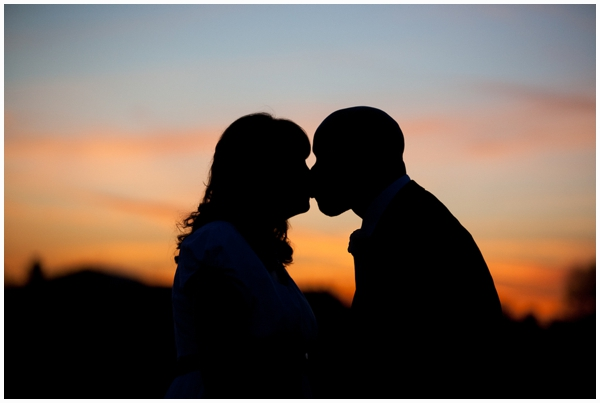 Red Mountain Ranch Wedding Mesa AZ - Brian Minson Photography Simple Wedding