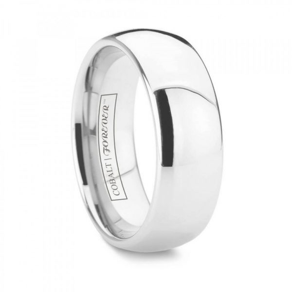 cobalt chrome Alternative Wedding Band