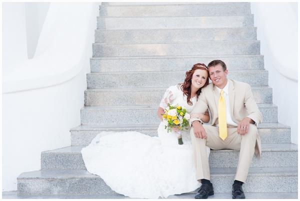 crafty yellow wedding_0006