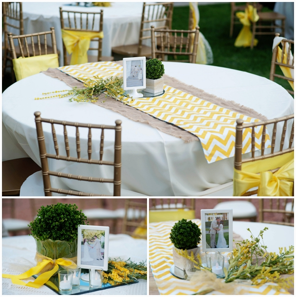 crafty yellow wedding 0016 Crafty yellow wedding