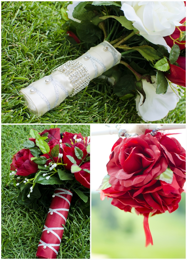 red and damask wedding_0010
