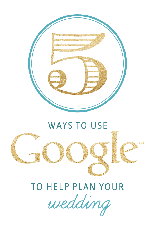 How to Use Google to Help Plan Your Wedding
