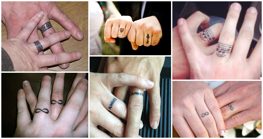 Would You Get A Wedding Ring Tattoo To Save Money