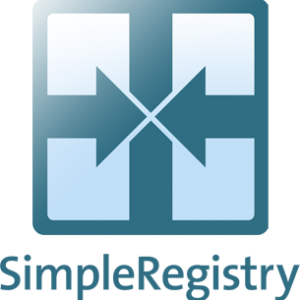 simple registry logo