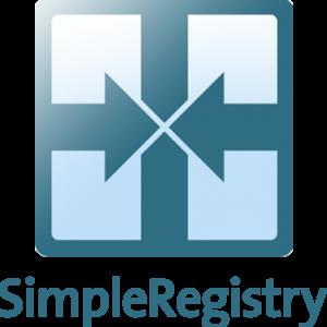 simple registry logo