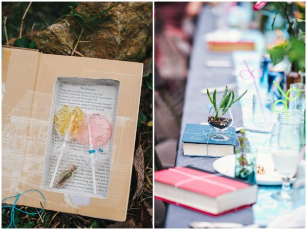 book wedding details