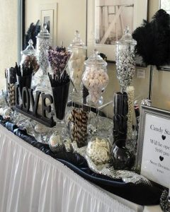 6911dfd9d74acca31602ce7b3171d174 240x300 Tips for Planning Your Wedding Candy Buffet