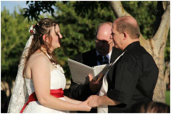 black white red wedding_0005