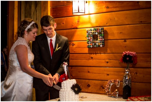black white red wedding_0041