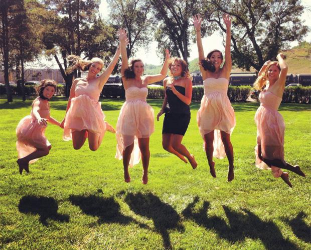 budget savvy bride - custom bridesmaids dresses