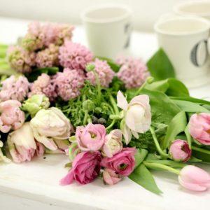 DIY Flower Prep