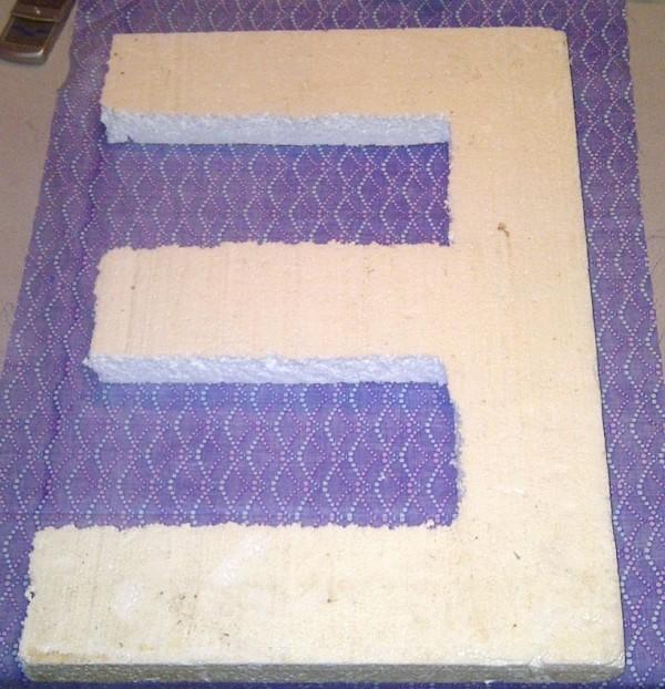 backward letters