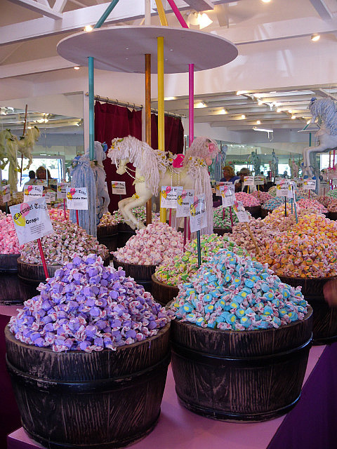carousel taffy by travelpod