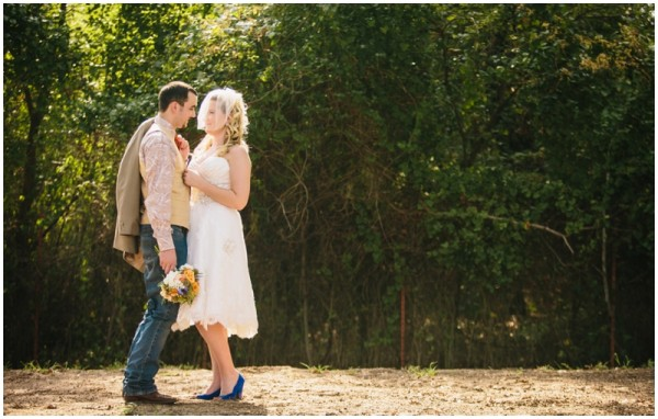 vintage country wedding 0010 600x382 Vintage Country Wedding