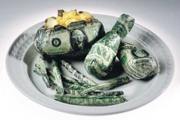 Food sales tax hidden wedding costs