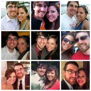 five year wedding anniversary