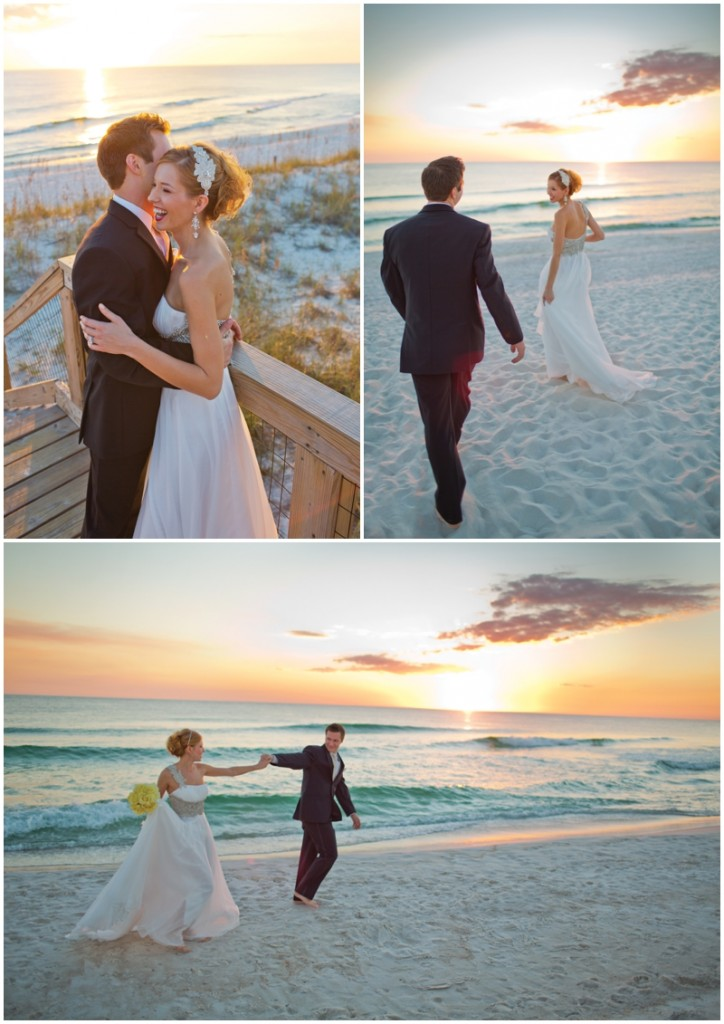 #PanamaCityBeach wedding photos