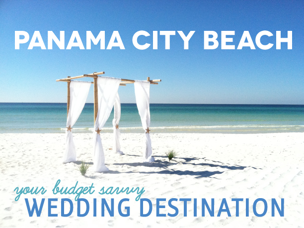 #PanamaCityBeach is perfect for destination weddings!