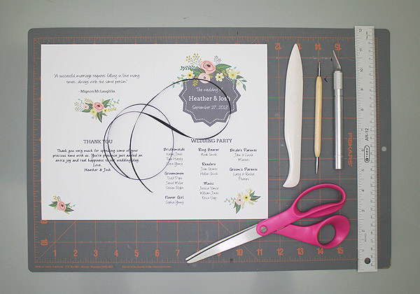 things-you-need-to-make-the-flower-garden-ceremony program