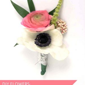 DIY Boutonniere copy
