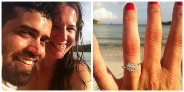 engagement Meet Amber