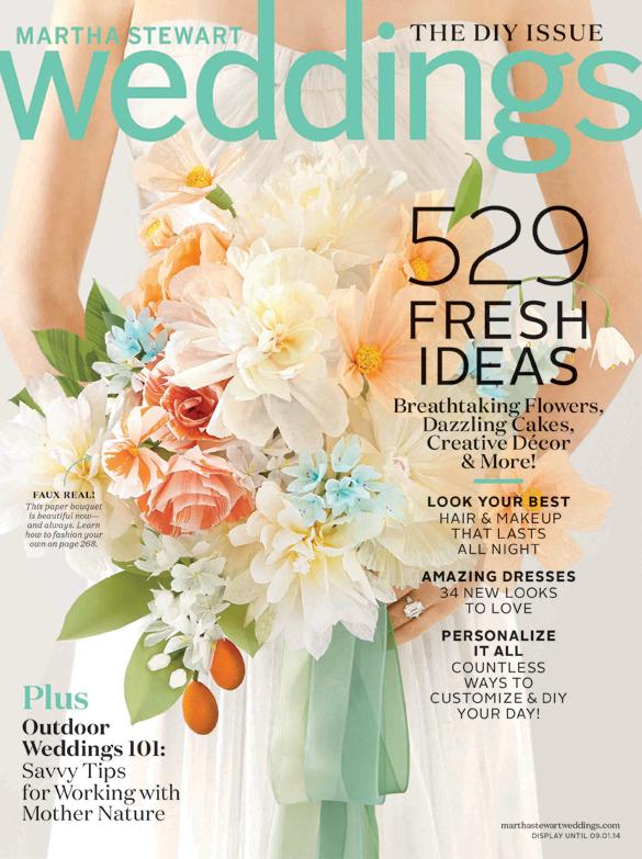 Martha Stewart Summer Wedding Flowers - Flowers Healthy