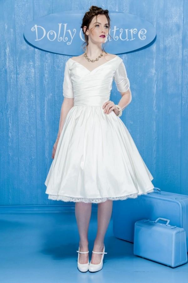 tea length dresses