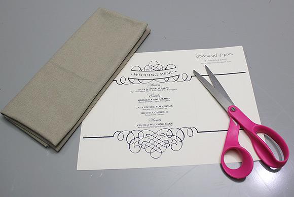 download-and-print-napkin-ring-menu-things-you-need