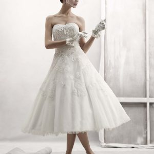Oleg Cassini Style CPK437 - Available at David's Bridal