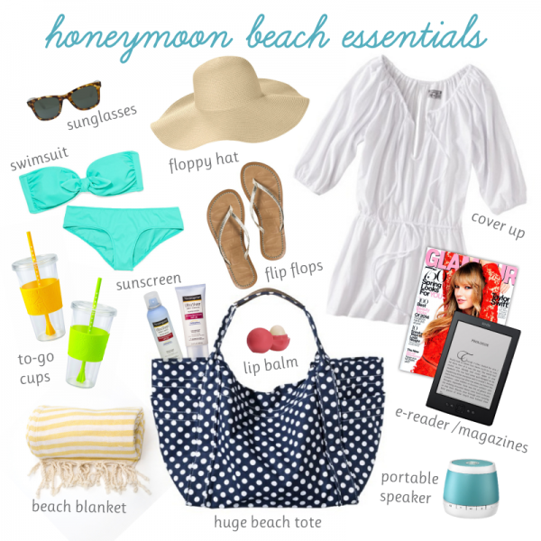 honeymoon-beach-essentials