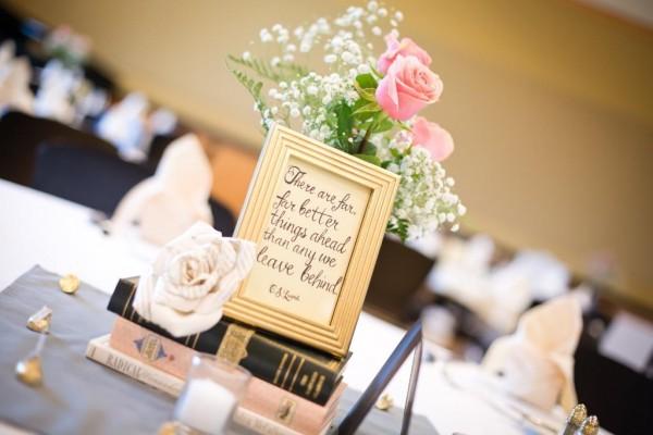 Cheap centerpiece ideas books the budget savvy bride