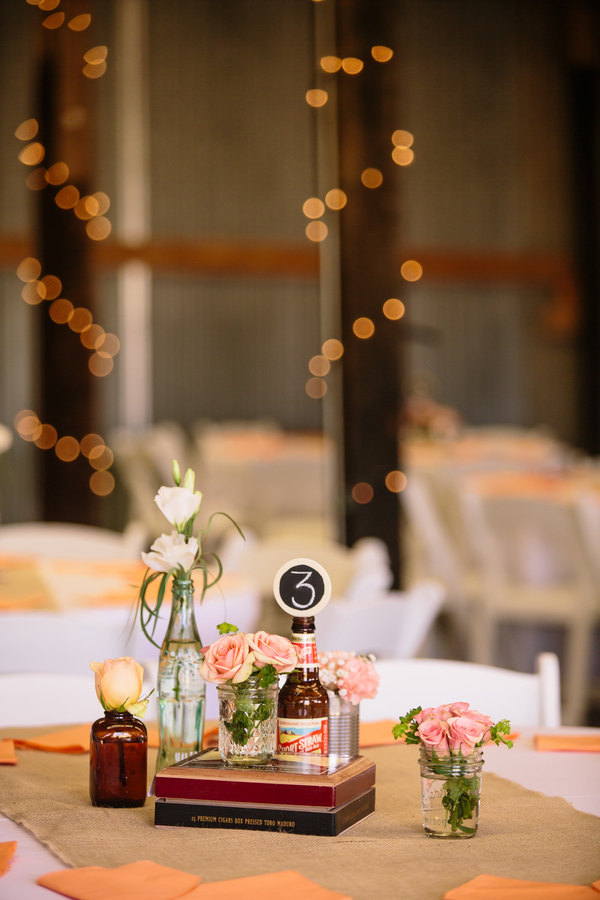 Cheap centerpiece ideas books the budget savvy bride