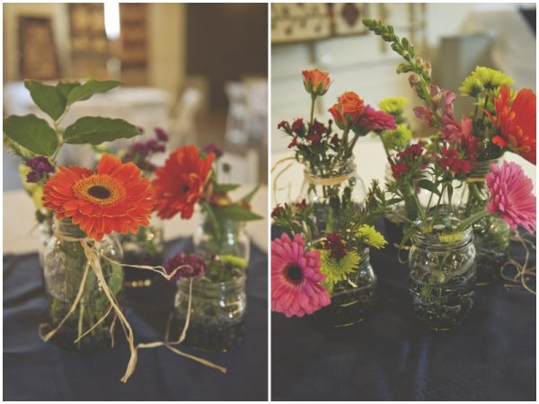 eclectic and colorful church wedding_0018