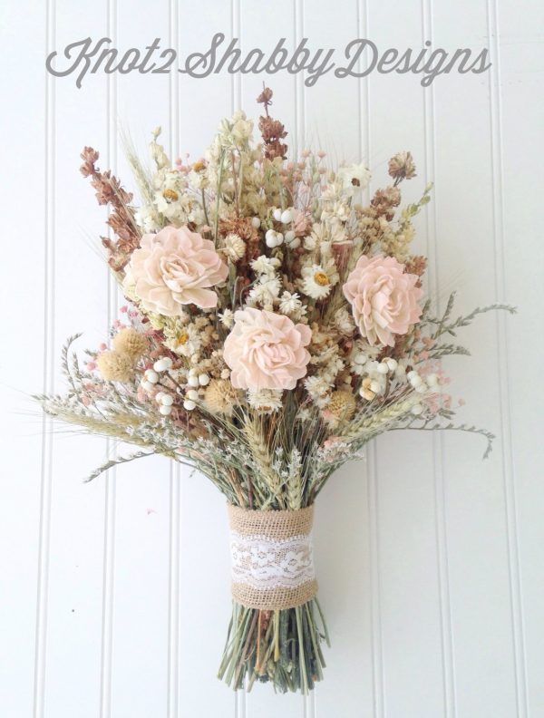 Dried Bouquets: An Inexpensive Alternative to Fresh Flowers   The ...